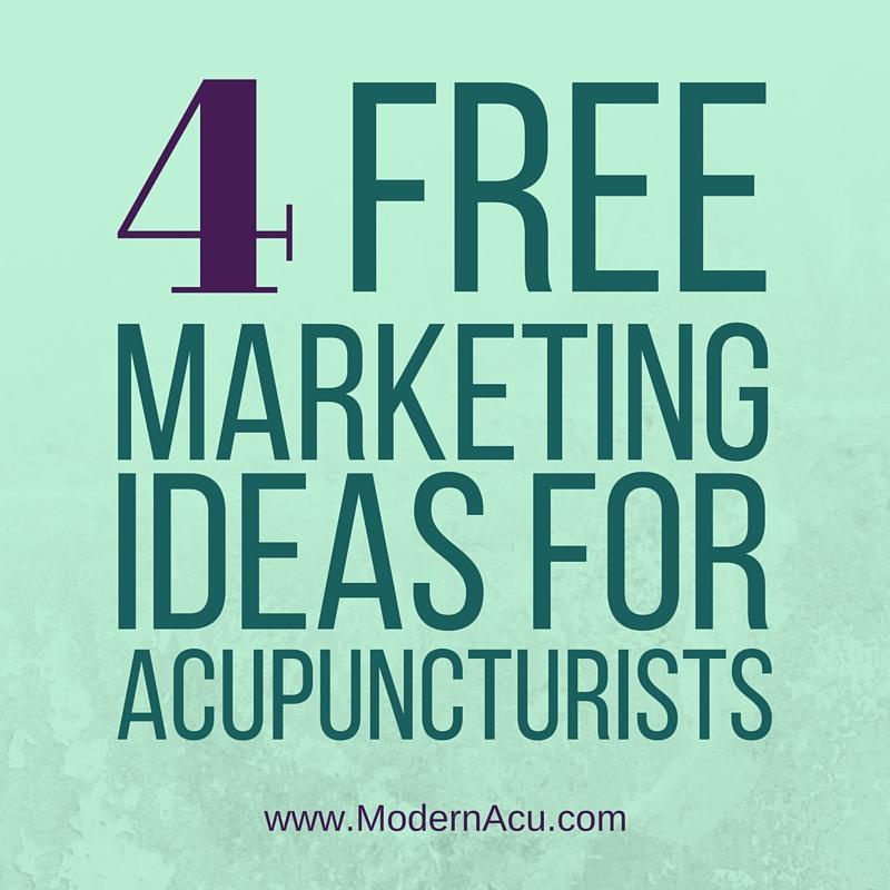 modern acupuncture 4 free marketing ideas acupuncturists Top Result 20 Best Of Free Marketing Ideas Gallery 2017 Kqk9